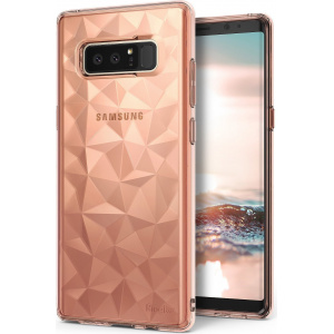 Etui Ringke Air Prism Samsung Galaxy Note 8 Rose Gold