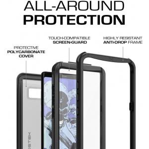 Etui Ghostek Nautical Samsung Galaxy Note 8 Black