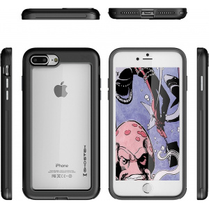 Etui Ghostek Atomic Slim iPhone 8/7 Plus Black