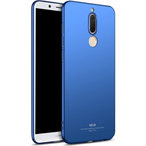 Etui MSVII Huawei Mate 10 Lite Blue + Szkło