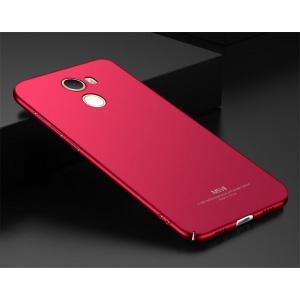 Etui MSVII Xiaomi Mi Mix 2 Red + Szkło